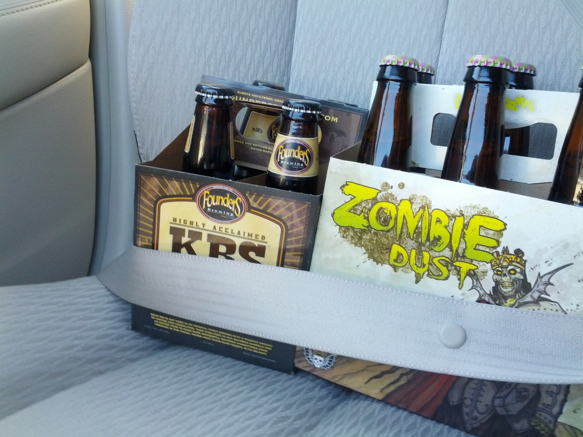 Learning About Beer Allocations (AKA 5 Steps to Buying Zombie Dust)